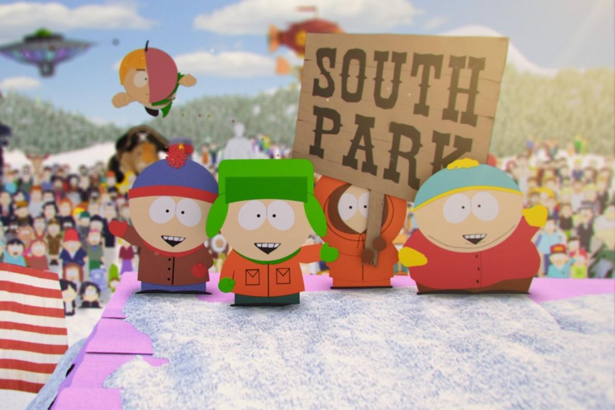 Мультсериал «Южный Парк» был продлен сразу натри сезона