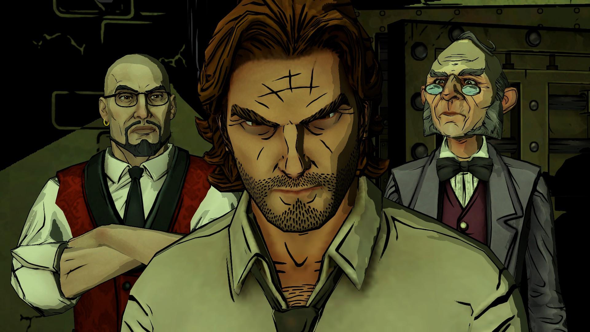 Разработку The Wolf Among Us 2 начали с нуля — на Unreal Engine 4