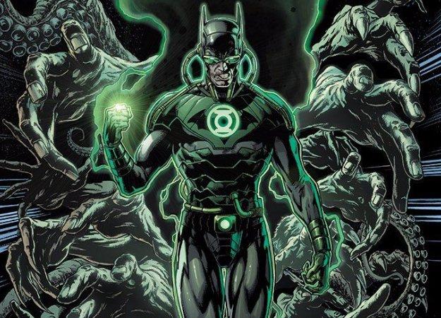 Как появился злой Бэтмен-Зеленый фонарь изDark Nights: Metal?