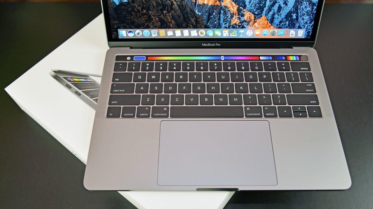 Apple готовит квыходу новый MacBook Pro на13 дюймов. Раскрыты его характеристики
