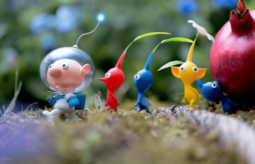 Nintendo анонсировала переиздание Pikmin3