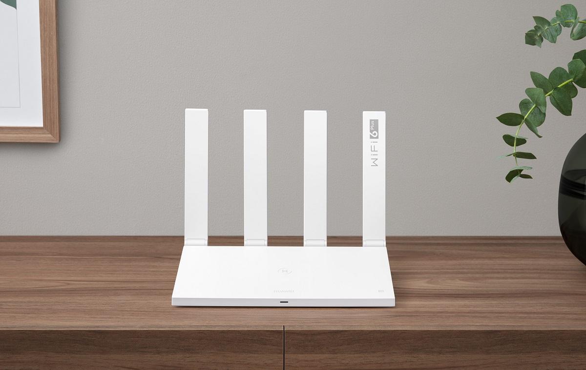 ВРоссии представили бюджетный роутер Huawei A3X споддержкой Wi-Fi6+