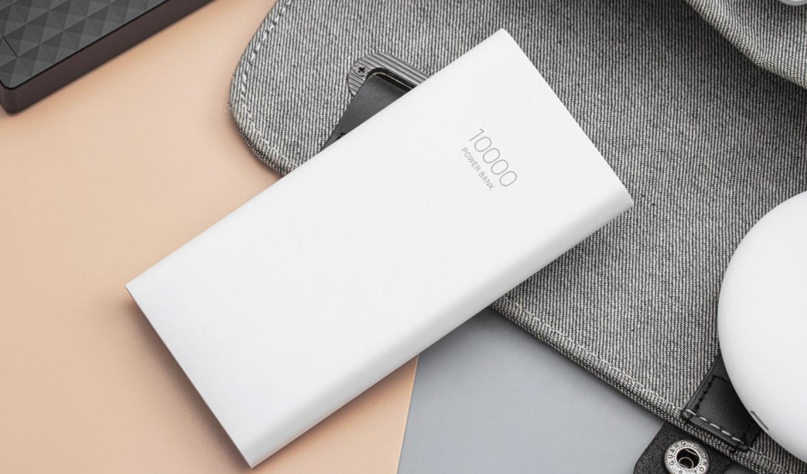 Начались продажи Meizu Supercharged— портативного аккумулятора на10000 мАч сбыстрой зарядкой