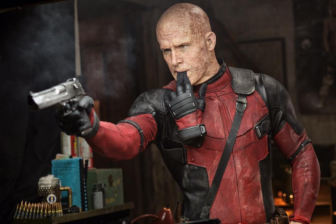 Дэдпул комментирует японский трейлер «Люди Икс: Апокалипсис»