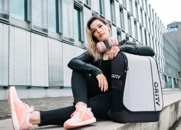 Как выглядит самый крутой киберспортивный рюкзак