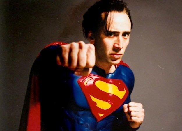 Николас Кейдж рассказал освоем «более мощном» фильме про Супермена