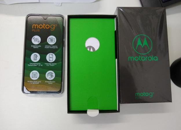 Опубликованы «живые» фото смартфона Moto G7Plus