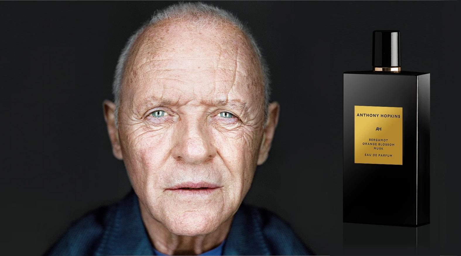 Энтони Хопкинс запустил личный парфюмерный бренд