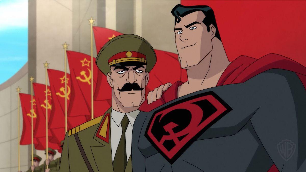 Рецензия намультфильм «Супермен. Красный сын». Советский супергерой, диктатура ифеминизм