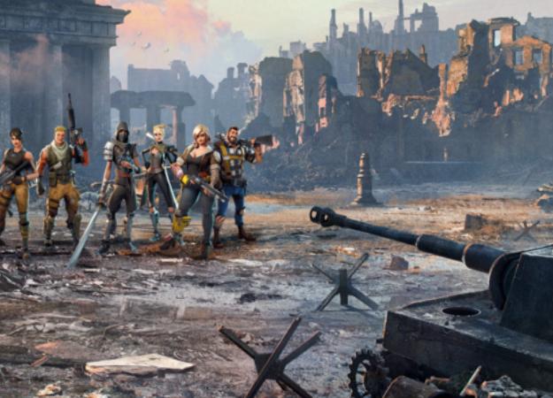 ВWorld ofTanks появилась своя «королевская битва». Рассказываем оновом режиме