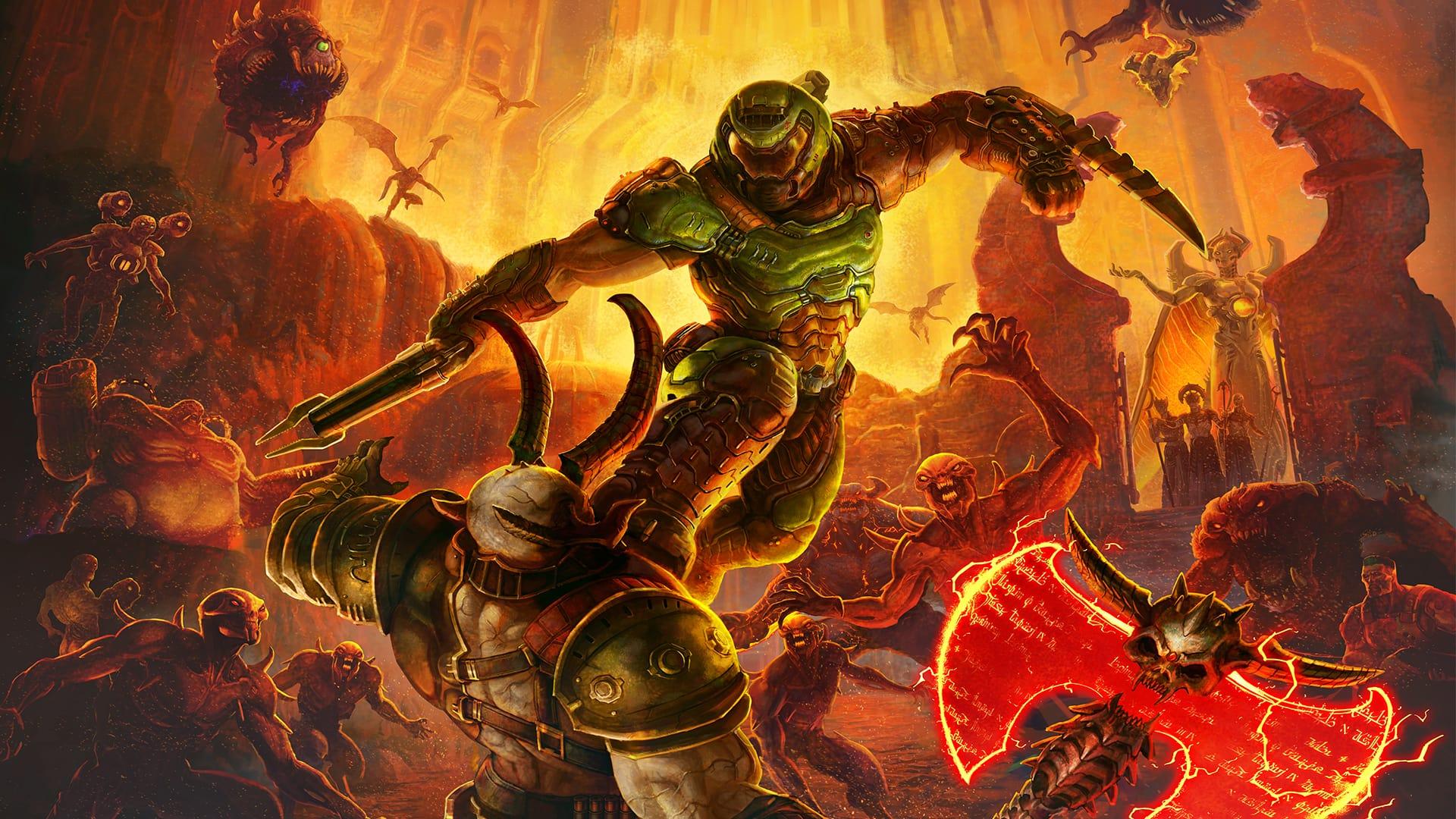Лучшие части Doom помнению читателей «Канобу». ОтDoom 3 доDoom Eternal