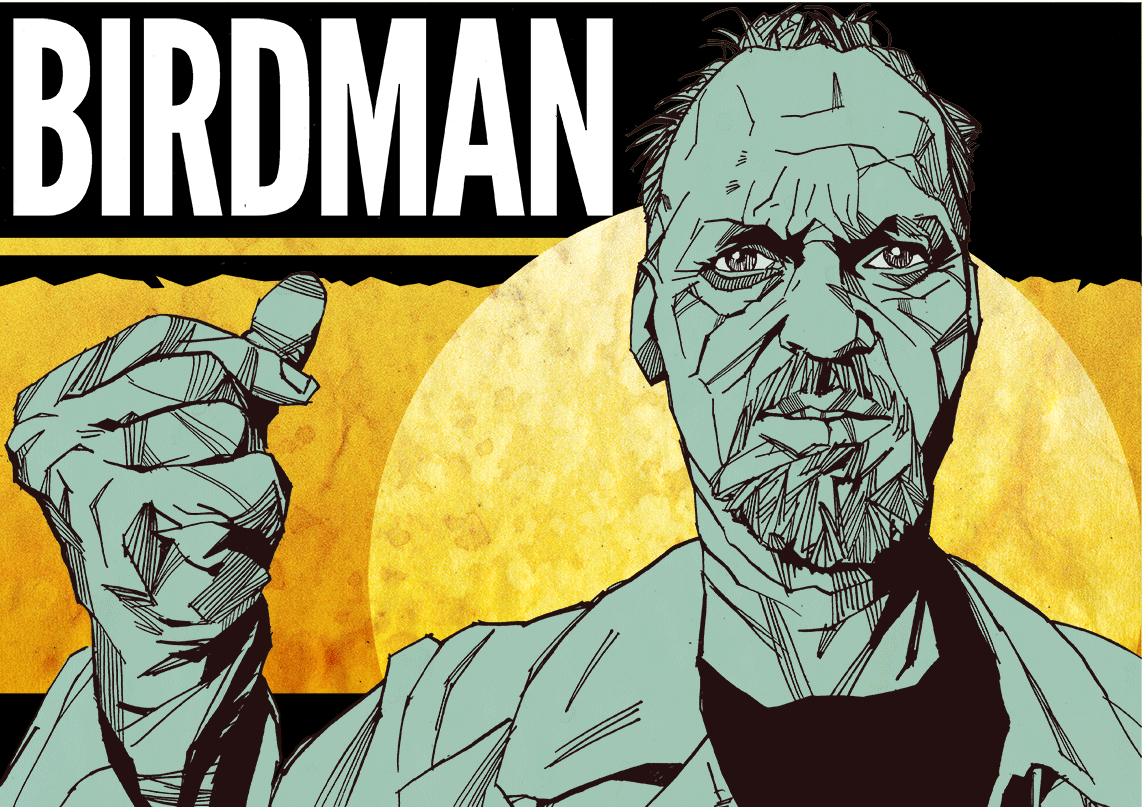 «Бердмэн» –  пьеса наизнанку