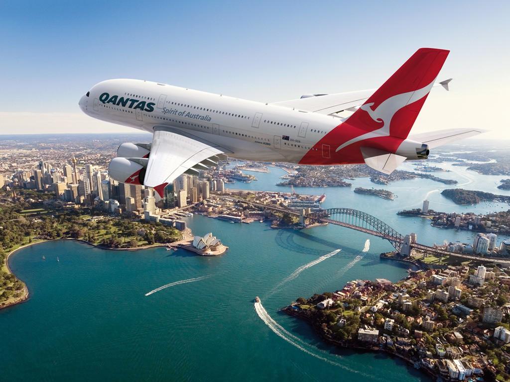 В Австралии запустили пассажирский самолет в никуда. Билеты раскупили за 10 минут