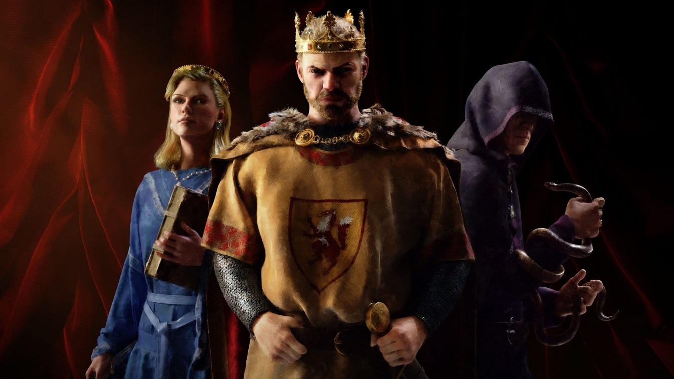Рецензия на Crusader Kings 3