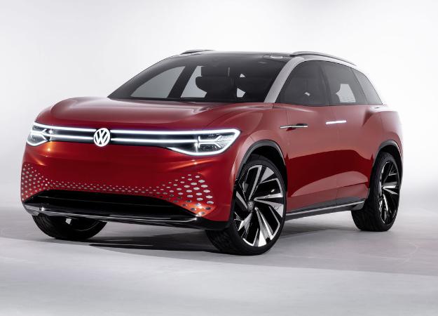 Разве что не летает: Volkswagen представила электрокроссовер I.D. ROOMZZ с автопилотом