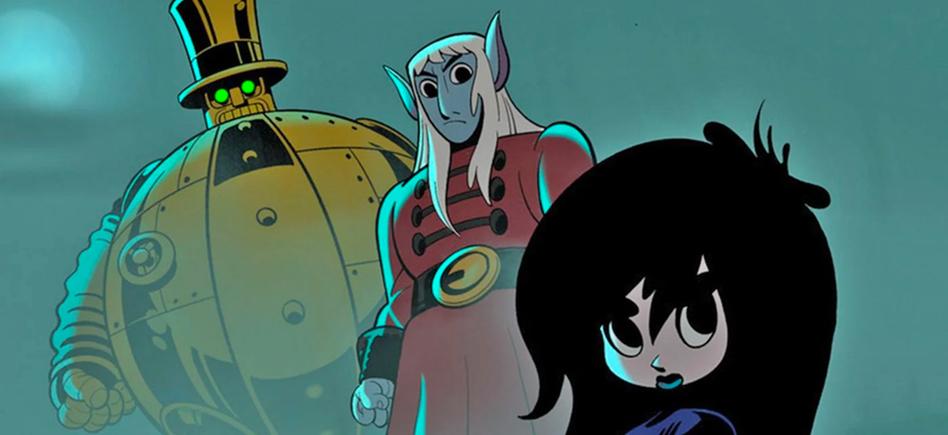 Создатель «Самурая Джека» объявил о работе над новым мультсериалом