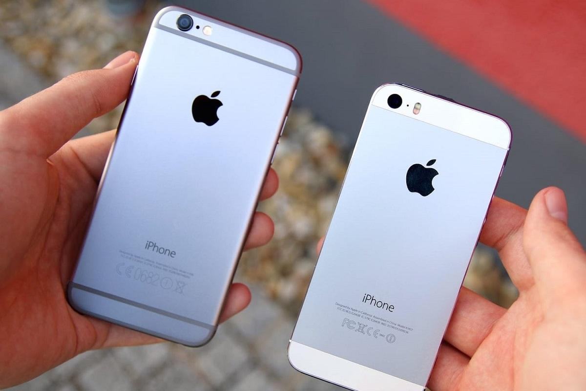 Apple обновила iPhone 5S, iPhone 6, iPad Air идругие гаджеты. Самой старой модели семь лет