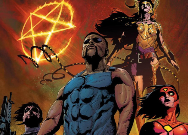 Вновой команде Marvel встретятся Зимний солдат, Блэйд, Женщина-паук исестра Тора