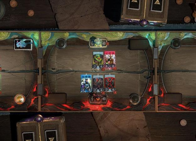 Valve показала геймплей Artifact