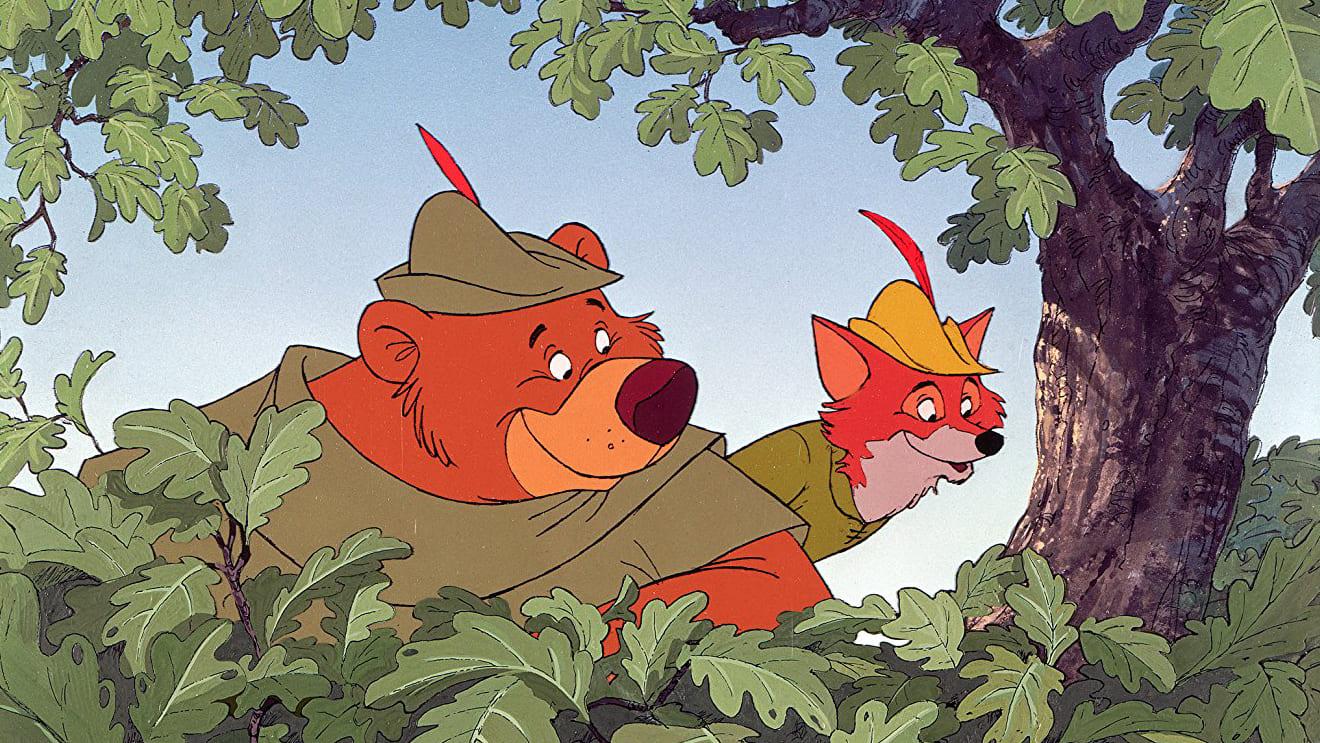 Disney снимет ремейк мультфильма «Робин Гуд»