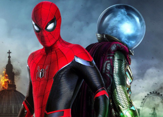 Всети появились возможные спойлеры кфильму «Человек-паук: Вдали отдома»