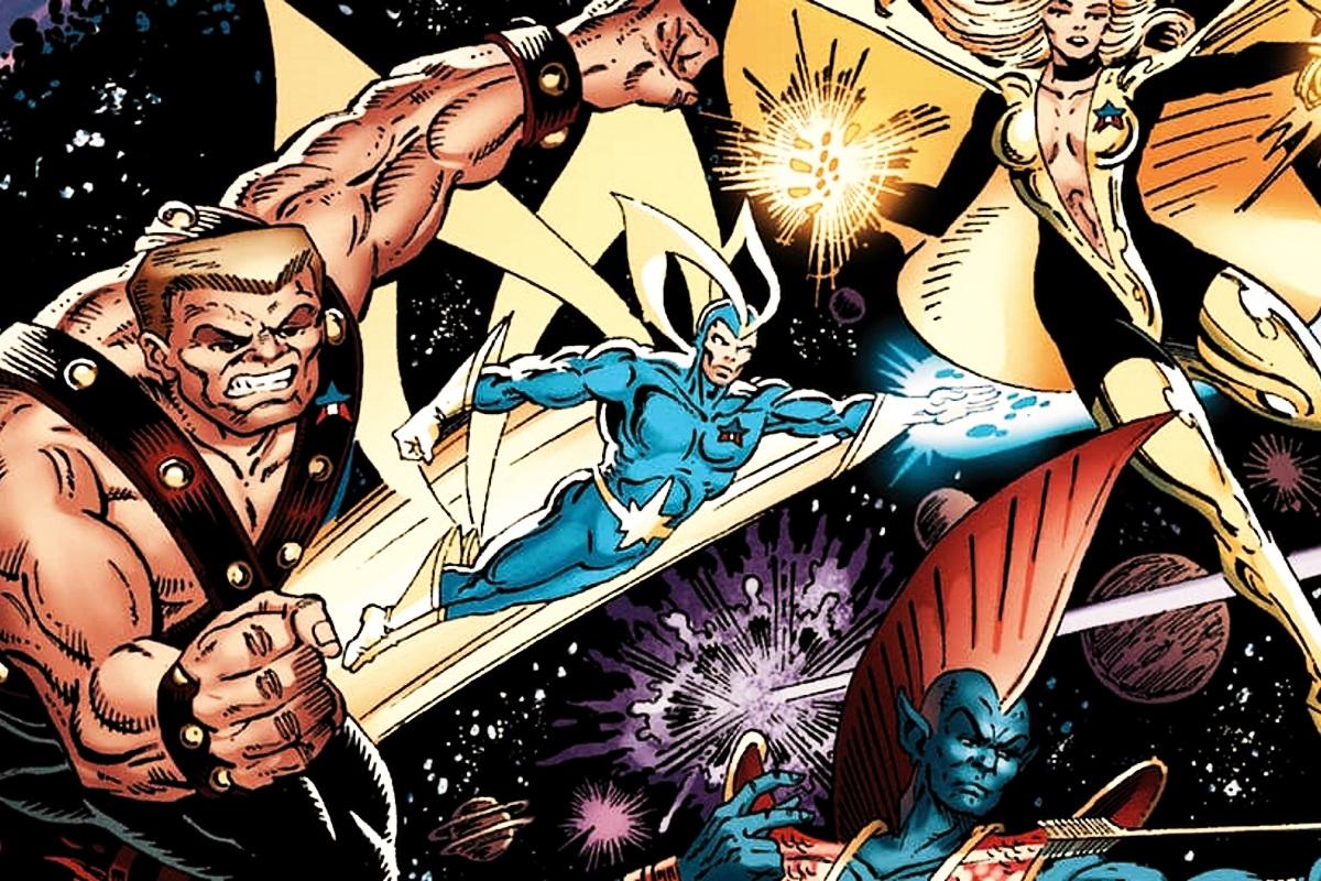 Как появились первые «Стражи галактики»? Отвечает Marvel