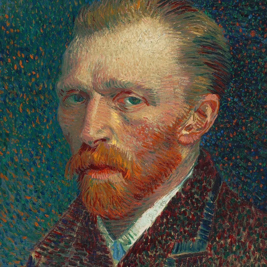 Как Винсент ван Гог выглядел вреальности? Показали нейросети