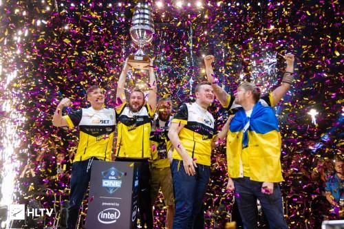 Пришли, увидели, победили. Как CS-состав Natus Vincere брал свой очередной трофей