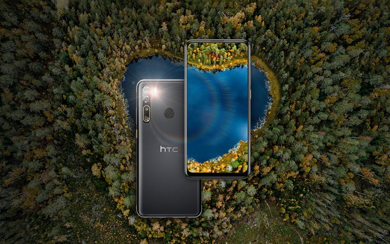 Неожиданно идорого: HTC представила смартфоны U20 5G иDesire 20 Pro