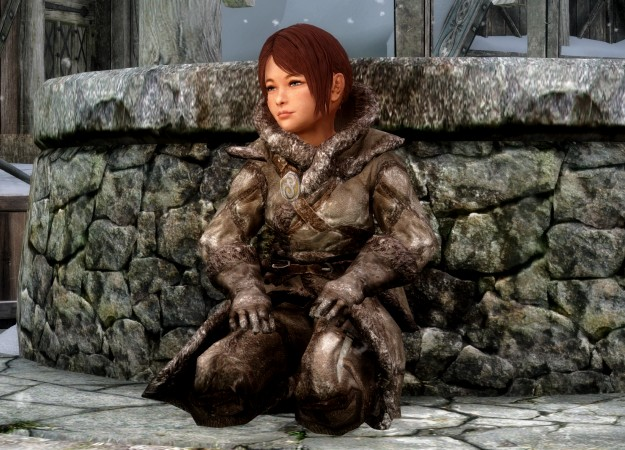 Неможешь победить врага— стань им.ВThe Elder Scrolls V: Skyrim теперь можно играть задетей