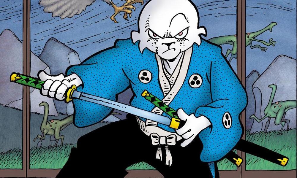 На Netflix выйдет сериал помотивам комикса окролике-самурае