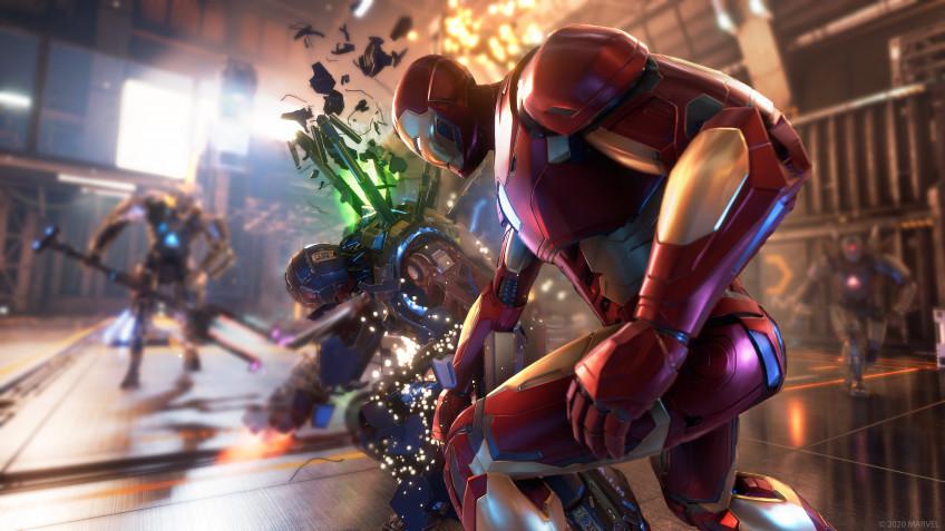 Бывший редактор Game Informer: тестеры назвали Marvel's Avengers «невероятно скучной»