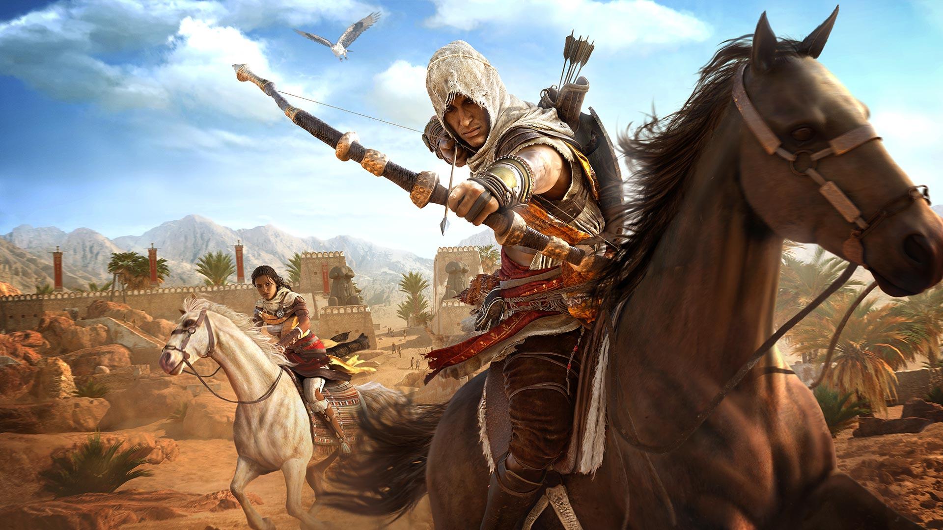 Assassin's Creed Origins соскидкой 80%: вUbisoft Store стартовала летняя распродажа