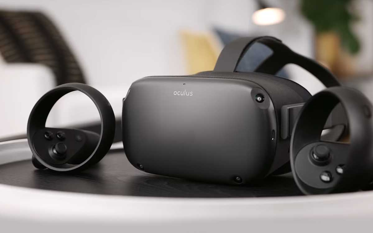 Oculus готовит квыходу новую версию VR-шлема Quest