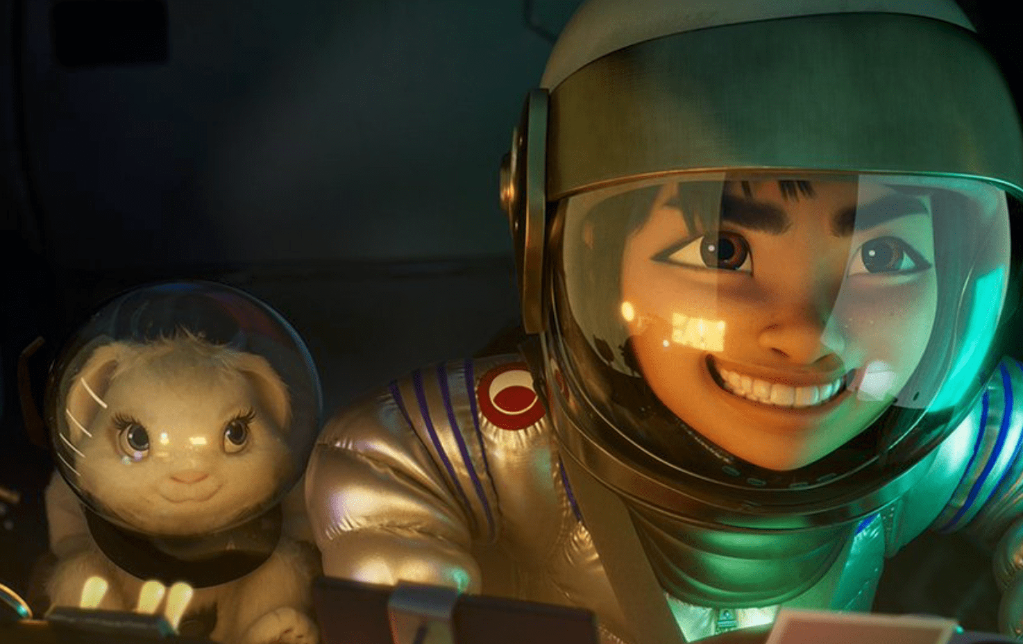 Netflix представил первый трейлер мультфильма Over the Moon