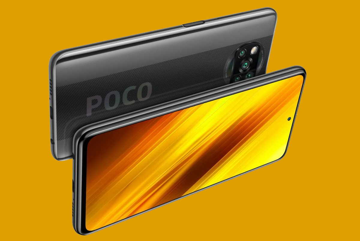 Представлен бюджетный флагманский камерофон Poco X3 NFC