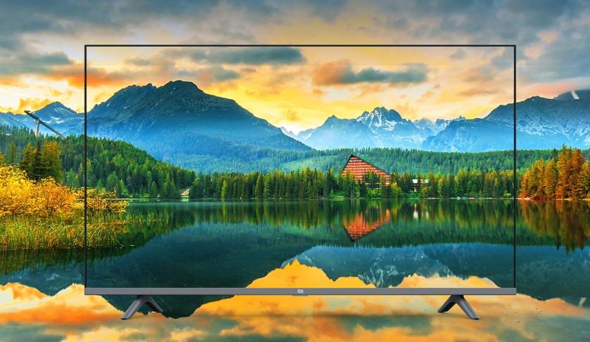 Новый смарт-телевизор Xiaomi MiTV43 стоит 11000 рублей