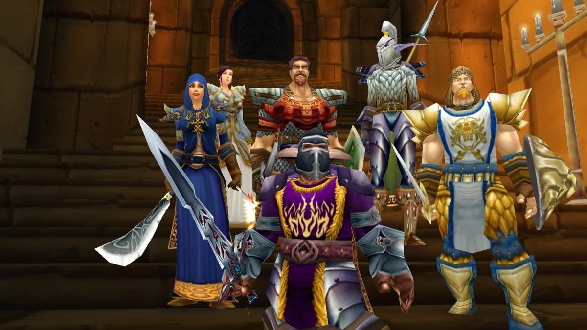 Серверы World Of Warcraft Classic пострадали от DDoS-атак