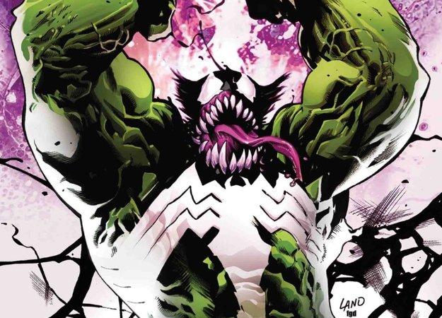 Какбы выглядели тетя Мэй, Локи идругие герои Marvel ввиде Венома?