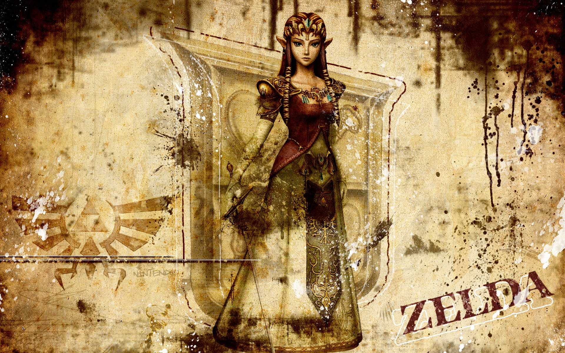 Знакомьтесь - «The Legend of Zelda»