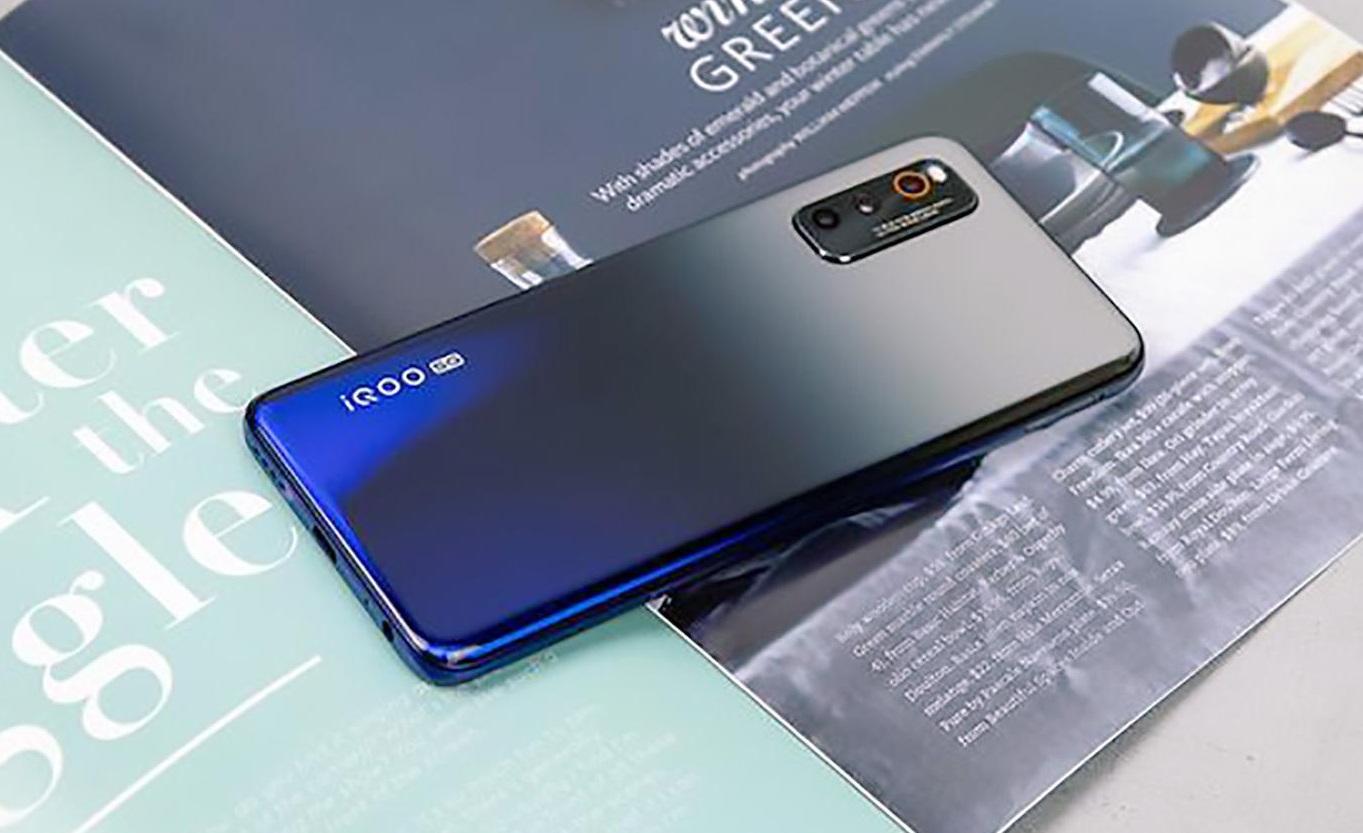 Vivo представила бюджетный смартфон iQOO U1 сбатареей на4500 мАч