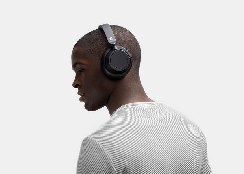 Анонс Microsoft Surface Headphones 2: полноразмерные беспроводные наушники сшумоподавлением