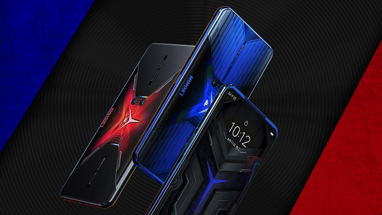 Представлен Lenovo Legion Phone Duel: игровой флагман с16 ГБОЗУ ибоковой камерой для стримов