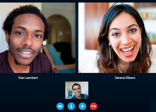 Новая версия Skype обзавелась своими «историями»