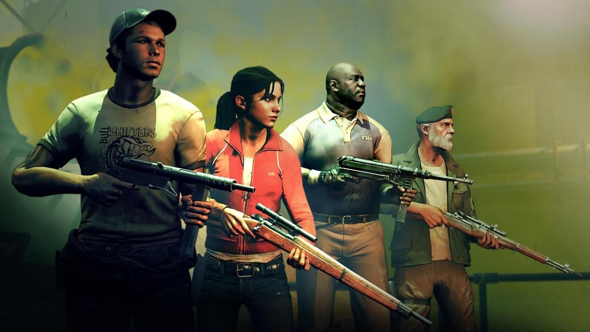 Всети появились концепт-арты отмененной игры авторов Left 4 Dead
