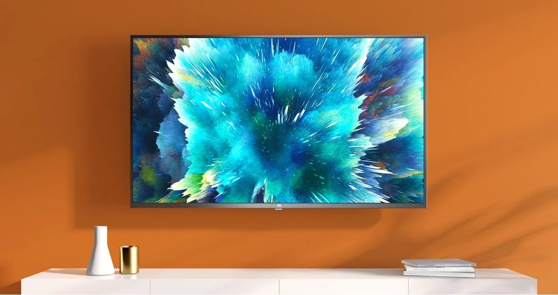 ВРоссии стартовали продажи бюджетных 4К-телевизоров Xiaomi MiTV4S на50 и65 дюймов