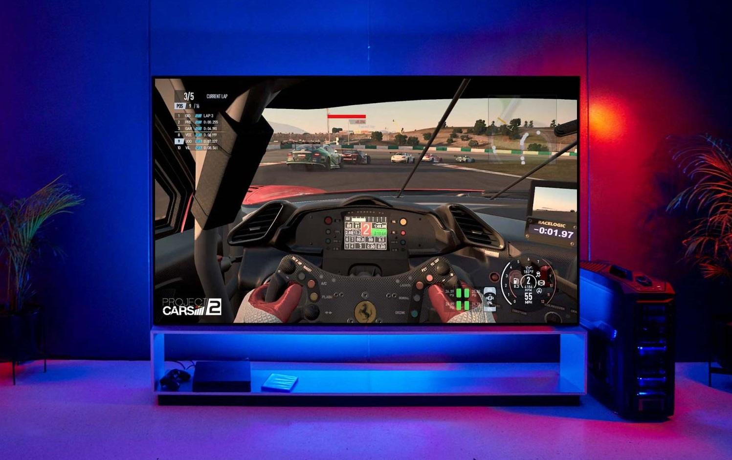 LGвыпустила вРоссии 88-дюймовый 8К-телевизор за2,5 млн рублей