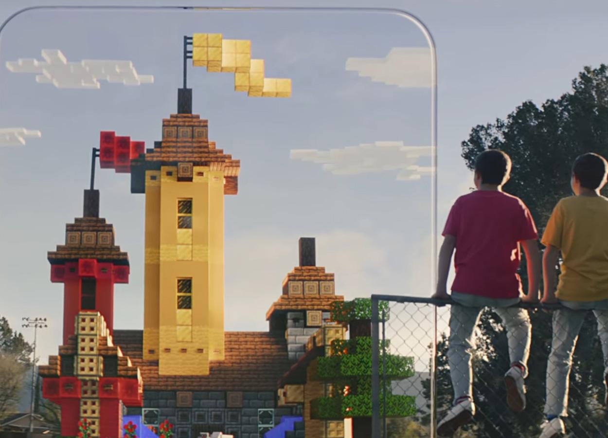 Minecraft: Earth— одна изглавных игр E3, очень круто. АMinecraft: Dungeons— неочень