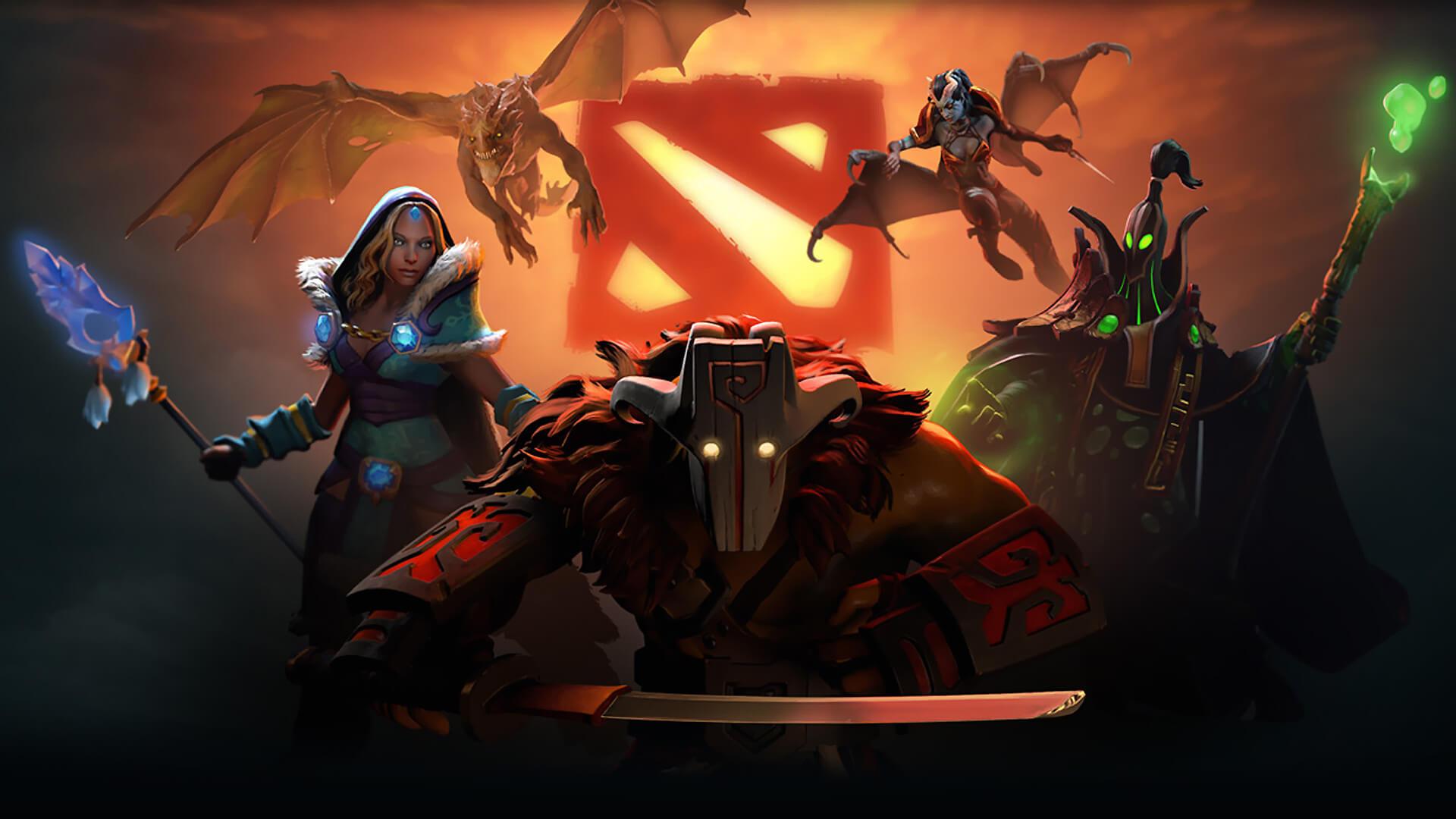 Valve начала банить игроков за плохое поведение в Dota 2 до 2038 года