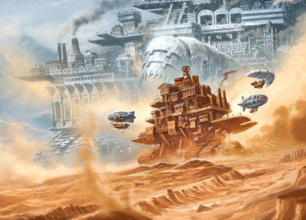 Врум-врум: вышел первый трейлер фильма о«пожирании» городов Mortal Engines